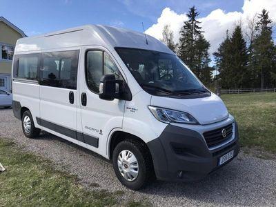 begagnad Fiat Ducato Minibuss 2.3 MultiJet