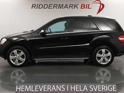 begagnad Mercedes ML350 CDI 4MATIC 231hk Navi