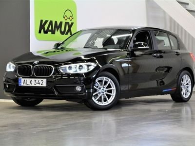 begagnad BMW 116 d 5-dörrars 5dr Advantage S&V-Hjul 116hk