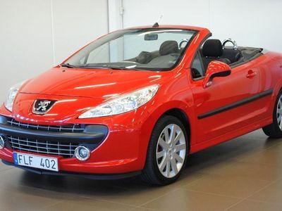 begagnad Peugeot 207 CC 1.6