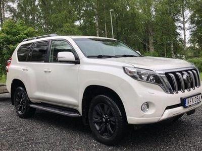 begagnad Toyota Land Cruiser 150 BusinessPluss