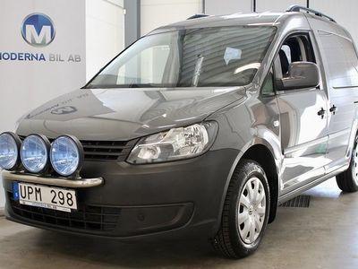 begagnad VW Caddy Maxi Life Caddy LIFE 1.6 TDI DSG 5-SITS DRAG 2012, Personbil 114 700 kr