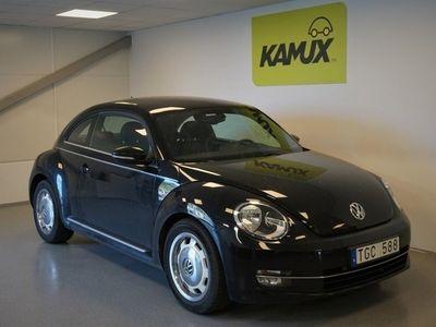 gebraucht VW Beetle THE1.2 TSI Premium, Farthållare, Bluetooth