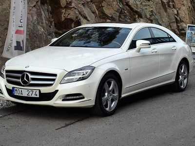 begagnad Mercedes CLS350 BlueEFFICIENCY 7G-Troni