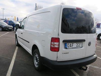 begagnad VW Caddy Maxi 4-motion 110hk