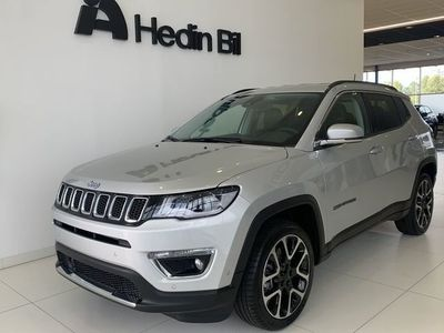 begagnad Jeep Compass LIMITED PHEV 1,3 190HP AWD *Lansering!*