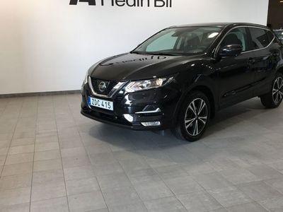 brugt Nissan Qashqai DIG-T 115hk N-Connecta 2018