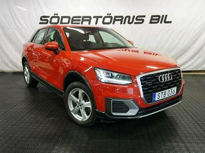 begagnad Audi Q2 S-TRONIC/QUATTRO/VÄRMARE/PROLINE/EURO6/150HK