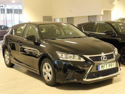 begagnad Lexus CT200h ECO Miljöbil 136hk