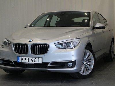 begagnad BMW 535 Gran Turismo dA xDrive Luxury Line 31 -15