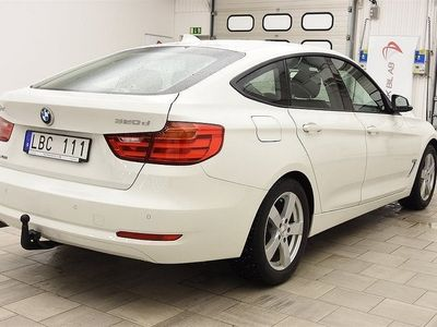 begagnad BMW 320 Gran Turismo d xDrive 184hk DRAG / BLUETOOTH