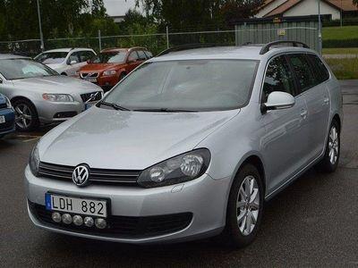 begagnad VW Golf Variant-1.6-TDI-4Motion-105hk
