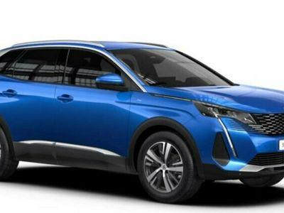 begagnad Peugeot 3008 Hybrid 225 hk Allure Facelift