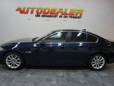 begagnad BMW 520 d Sedan Steptronic * 4000 mil *184hk