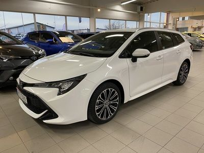 begagnad Toyota Corolla 1.2T Active Kombi 2019, Personbil 218 900 kr