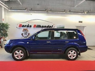 begagnad Nissan X-Trail 2.2 dCi 4x4 NYBES MKT FIN 2007, SUV 49 900 kr