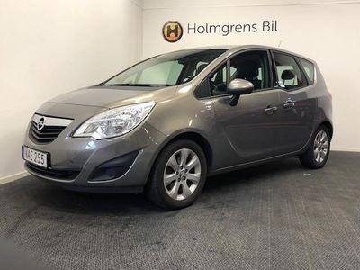 begagnad Opel Meriva 1,4T Enjoy -10