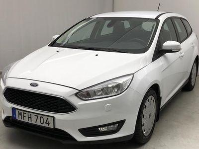 begagnad Ford Focus 1.5 TDCi ECOnetic Kombi 2017, Kombi 99 000 kr