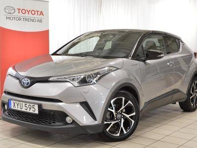 gebraucht Toyota C-HR 1.8 Hybrid Style Bi-Tone GPS Vinterdäck