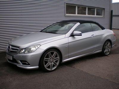 gebraucht Mercedes 350 E-KLASSCDI AMG Cab / 5300 mil /
