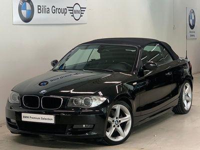 begagnad BMW 120 Cabriolet Advantage | HiFi | PDC bak