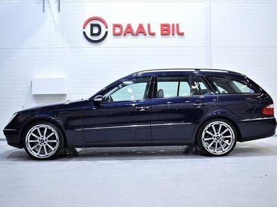 begagnad Mercedes E500 4M 500T 4MATIC 306HK 7SITS TAKLUCK H&K