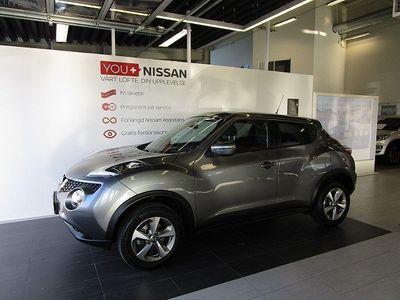 begagnad Nissan Juke N-Connecta 117HK