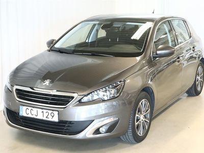 begagnad Peugeot 308 5D 1.2T S&S Allure *2,95% ränta*