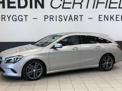 begagnad Mercedes CLA180 (109hk) NAVI / DRAG / PROGRESSIVE