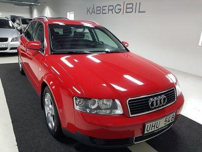 begagnad Audi A4 Avant 1.8 T 190hk / Fullservad / Drag -04