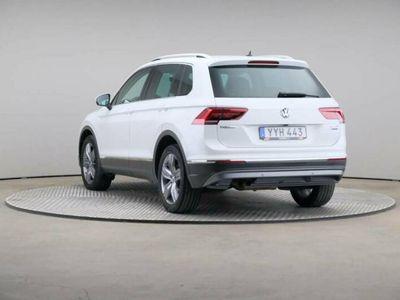 begagnad VW Tiguan Tdi 190 Scr 4m Dsg Executive Dragpkt Värmare