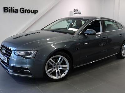 brugt Audi A5 Sportback 2.0 TDI | Quattro | S-line | Värmare