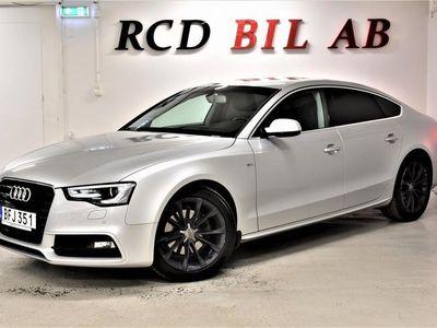 begagnad Audi A5 2.0 TDI S-LINE QUATTRO 190 HK EU 6