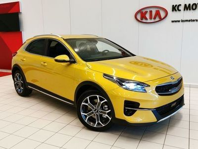 begagnad Kia XCeed 1.6 DCT Plug-In Hybrid Advance Plus Yellow Pack