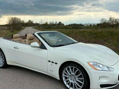 begagnad Maserati GranCabrio 4,7 2010, Cab Pris 695 000 kr