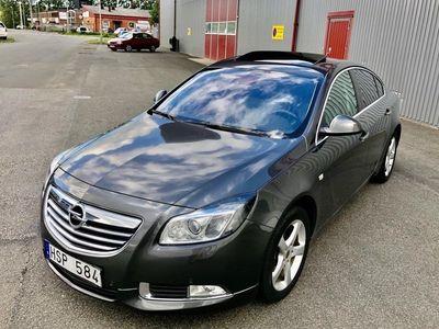 begagnad Opel Insignia 2.8 V6 T 4x4
