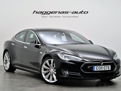 used Tesla Model S P 85 D / Leasebar / Autopilot