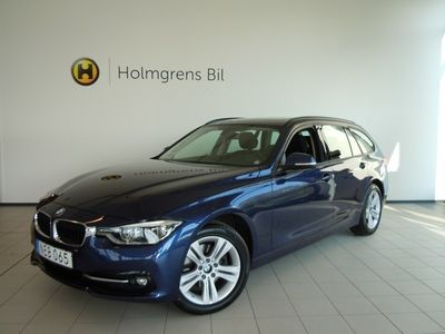 usata BMW 320 d xDrive Touring Model Sport Navigation Travel
