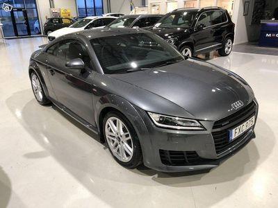 gebraucht Audi TT Coupé 2.0 TFSI quattro S Tronic S-Line Euro 6 230hk
