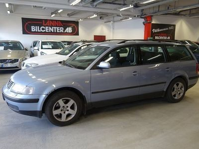 begagnad VW Passat 1.8 T Kombi | 1äg |Trend |