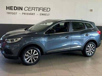 begagnad Renault Kadjar LIMITED TCE 140 AUTOMAT 2021, SUV Pris 259 900 kr