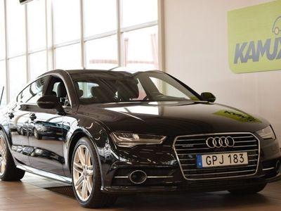 gebraucht Audi A7 Sportback 3.0 TDI quattro (272hk)