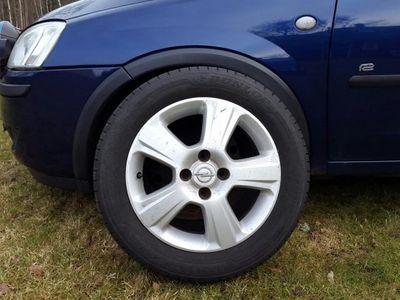 begagnad Opel Corsa 05 acc, drag -05