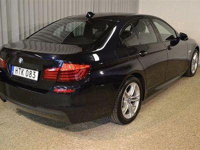 begagnad BMW 520 d A xDrive Sedan M-Sport (190hk)