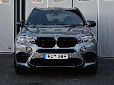 begagnad BMW X5 M xDrive V8 575hk Svensksåld