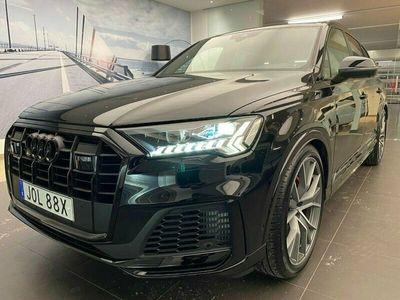 begagnad Audi Q7 60 TFSI e quattro 462 HK TIPTRONIC S LINE