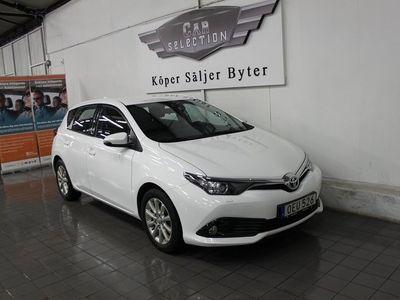 brugt Toyota Auris 1.2T 5dr (116hk) EURO 6 - BACKKAMERA