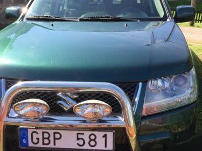 used Suzuki Grand Vitara -07