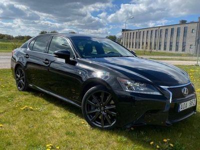begagnad Lexus GS450H F-Sport