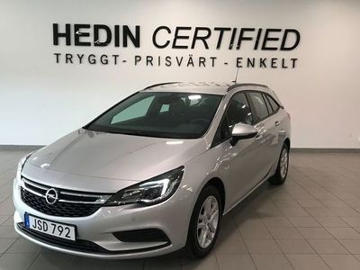 used Opel Astra Sports Tourer 1.4 EDIT